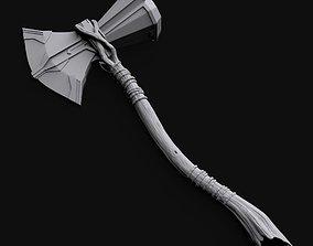 3D print model stormbreaker