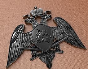 Emblem RosGvardiya 3D printable model
