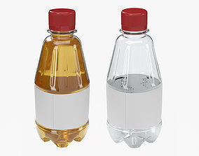 3D 300 ml juice bottle