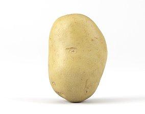 Photorealistic Potato 3D Scan