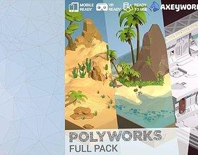 PolyWorks Full Pack 3D model