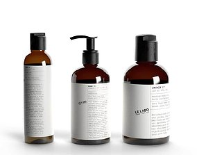 3D Body Care Products 03