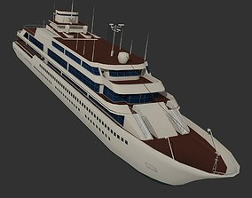 Ocean Liner 3D model