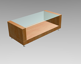 3D model coffee-table Coffee table