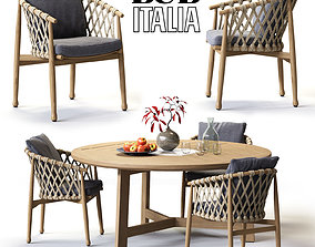 BB Italia GINESTRA Round Table 3D model