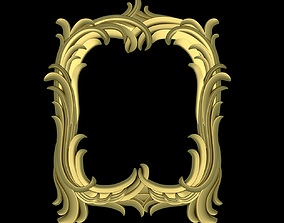 3D picture-frame Mirror
