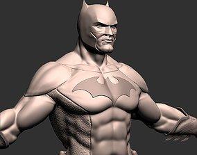 Batman Figure by Evil Raz 3D