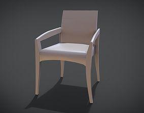 Semi Modern Chair 3D printable model