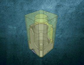3D printable model OBS Engine II