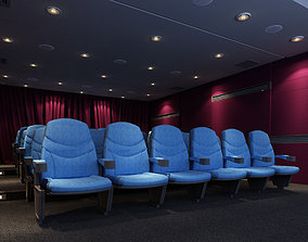 Mini cinema theatre 3D