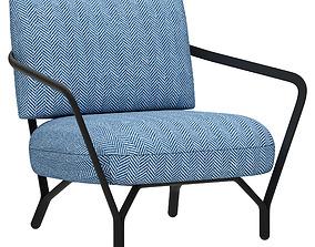 Roche Bobois ANGEL Armchair 3D model