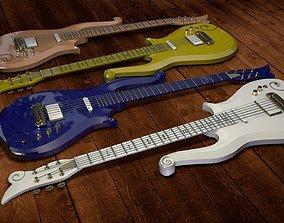 3D Prince Cloud Guitar version2