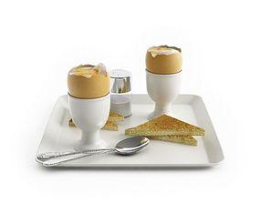 3D Nutritious Healthy Breakfast