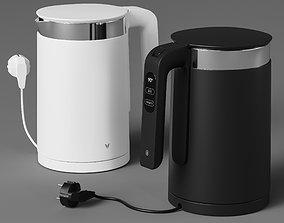 3D model Electric kettle Xiaomi Viomi Smart Kettle
