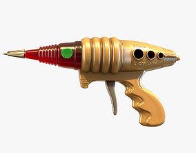 3D model Space Pilot X Ray Gun