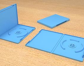 3D model DVD CASES