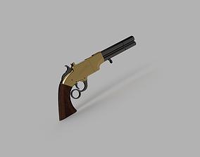 Arthur Morgan Red Dead Redemption Inspired 3D print model