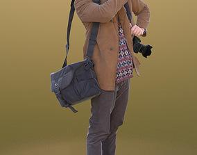 Marcel 10305 - Standing Photograph 3D model