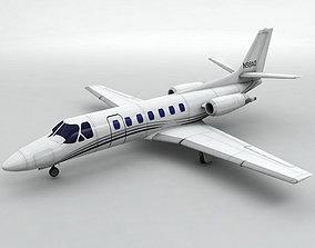 Cessna Citation Encore Aircraft 3D model