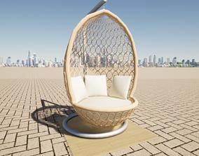 chair Egg Chair 3D model