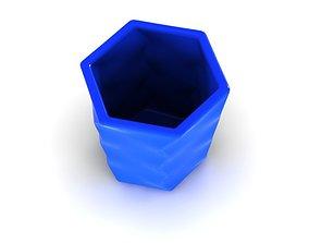 3D print model pot 21