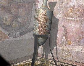 Roman Style Amphora 3D