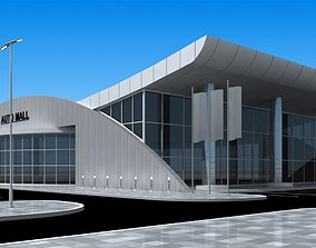 3D AUTO MALL exterior and interior updated