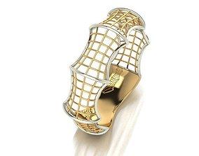 jewellery 3D print model Rings