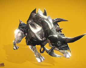 3D model RPG Hyena 2