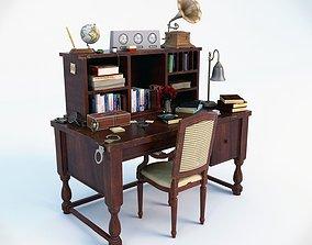 3D Classic Desk