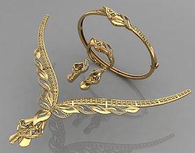 GC GOLD S005 - Diamond set 3D print model