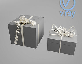 Christmas presents 3D