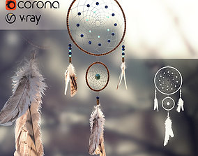 3D model dreamcatcher native