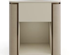 3D model Fendi Casa Mercury Lacquer Night Table17l