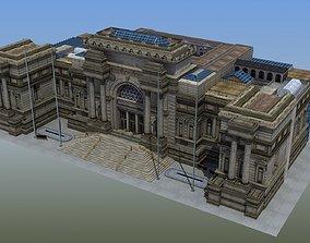 Metropolitan Museum of Art 3D model
