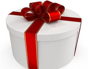 Gift 7 3D asset