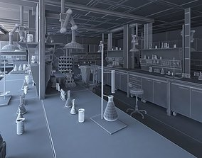 other Laboratory 2 3D model 2021 NEW
