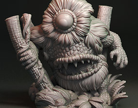 3D print model Mapinguari - Jungle Monster