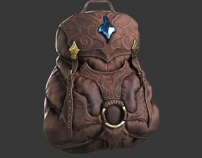 3D model Backpack backpack