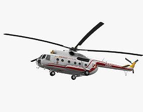 Mi-8T Poland Air Force 3D model