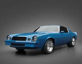 1979 Chevrolet Camaro 3D model