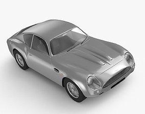 Aston Martin Zagato db4 3D model