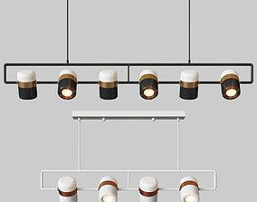 3D Seeddesign Ling PL6 Pendant