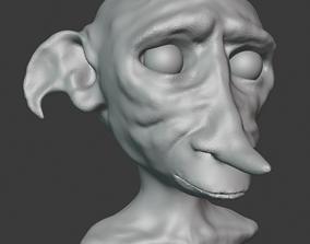 Dobby from Harry Potter 3D print model