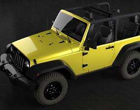 2018 Jeep Wrangler 3D