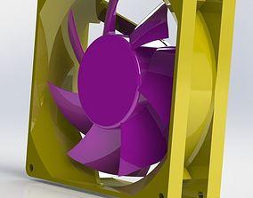 3D print model FAN 120mm for Bitmain Antminer mainer