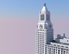 3D print model Consolidated Gas Building