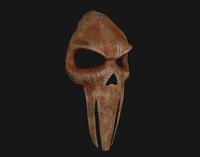 3D asset Skull Mask