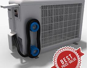 3D water heater