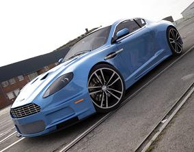 Aston Martin DBS 3D